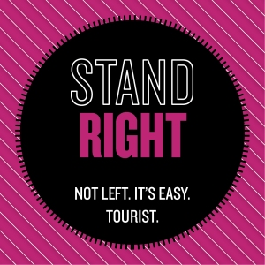 Stand Right