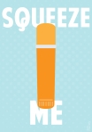 Saucy summer poster