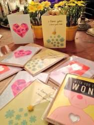 Graphic design special Valentines card
