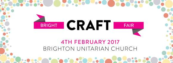 Brighton craft fair 2017