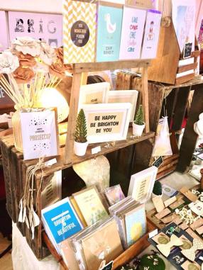 Brighton arts and crafts fair