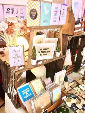 Brighton arts and crafts fair