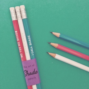 RuPaul Dragrace All Stars Pencils
