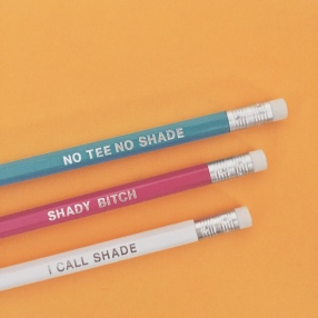 RuPaul's Drag Race Pencils